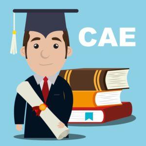 certyfikat CAE