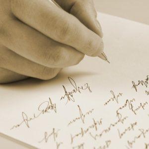 list nieformalny po angielsku do przyjaciela lub kolegi