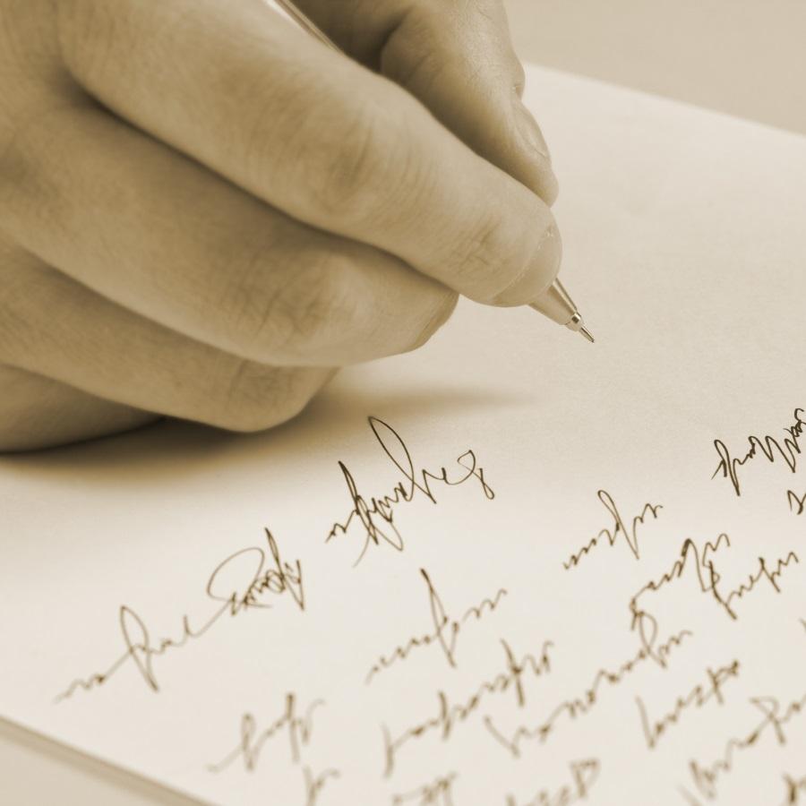 list nieformalny po niemiecku do przyjaciela lub kolegi