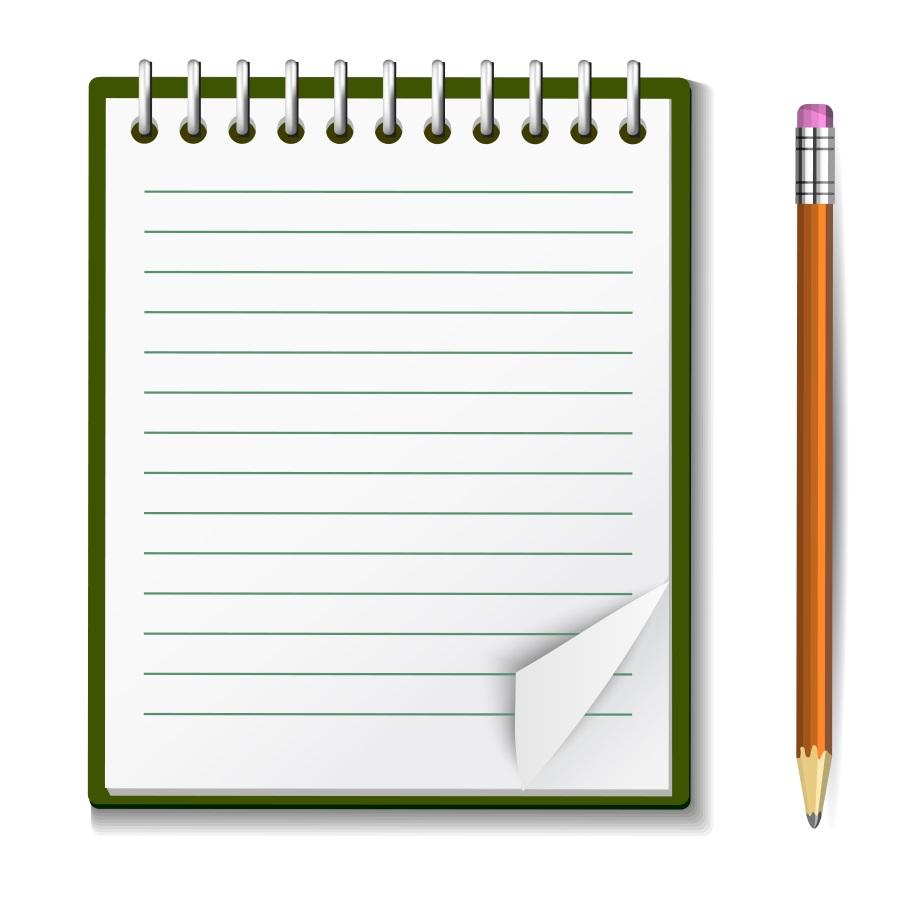 notatka po angielsku