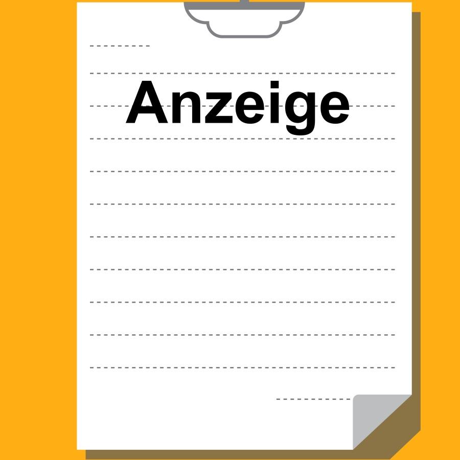 Ogłoszenie Po Niemiecku Wzór Zasady Pisania Przydatne Zwroty