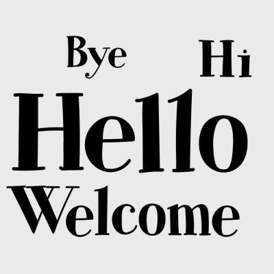 powitania po angielsku