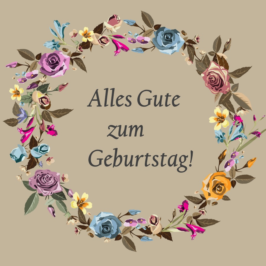Rymowane życzenia Urodzinowe Po Niemiecku Speakinpl