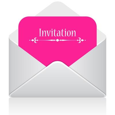 zaproszenie po angielsku
