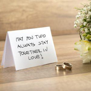 życzenia ślubne po angielsku