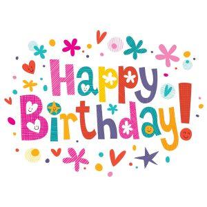 życzenia urodzinowe angielski