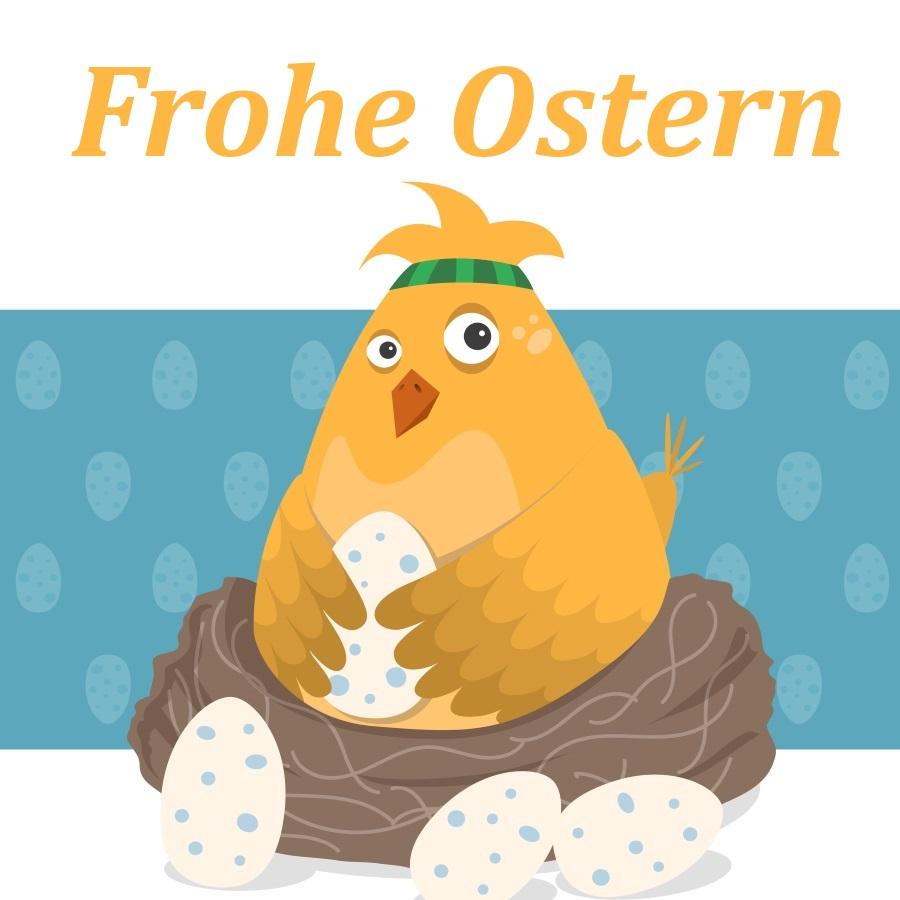 życzenia wielkanocne po niemiecku
